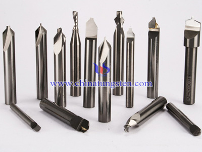 Tungsten Solid Carbide Cutting Tools Picture