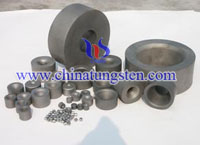 Tungsten Carbide Wear Parts Picture